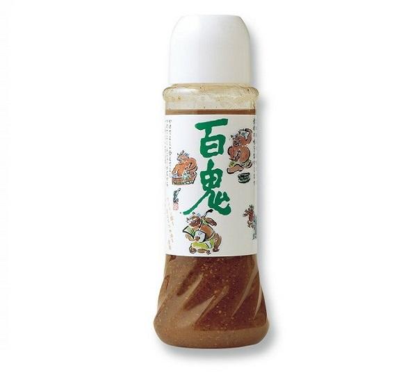 【タレ辞書】百鬼ドレッシング【モンシェルトントン】