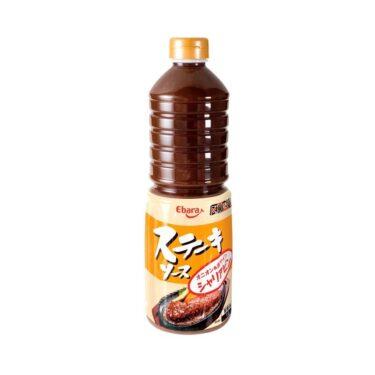 【タレ辞書】厨房応援団ステーキソース シャリアピン【エバラ】